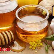 عسل طبیعی گشنیز