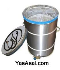 قیمت صافی موم گیر عسل