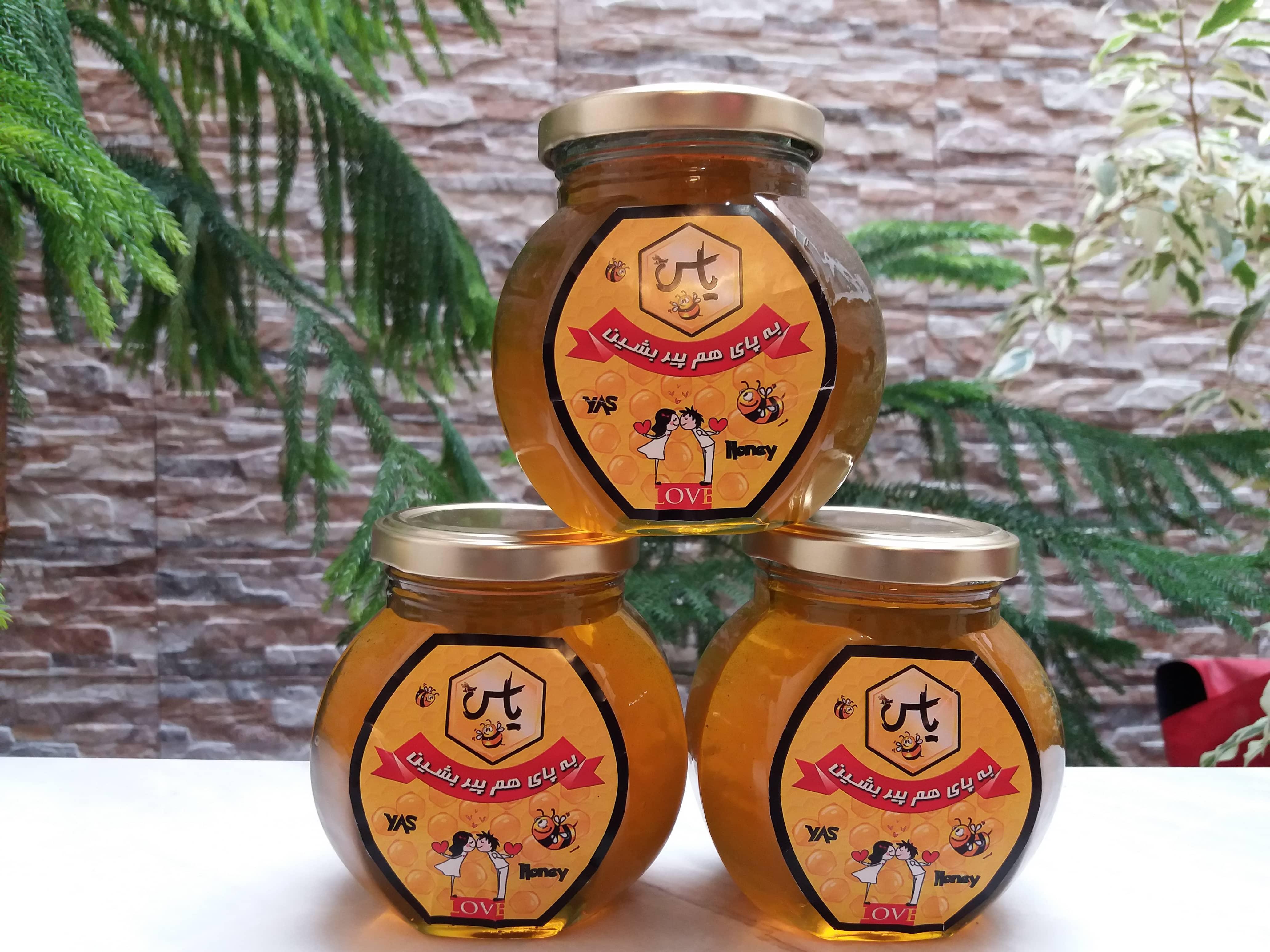 انواع عسل خالص