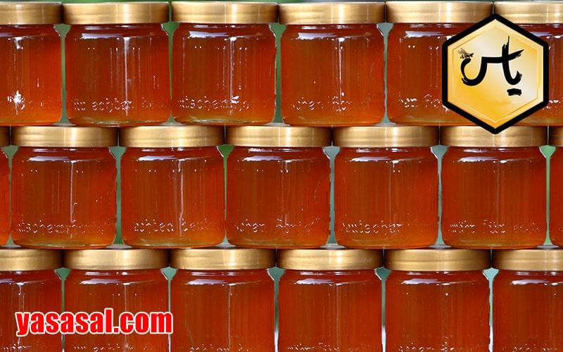 هدیه ویژه عسل طبیعی